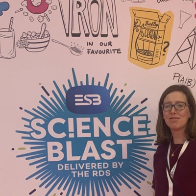 A visit to ESB Science Blast 2020