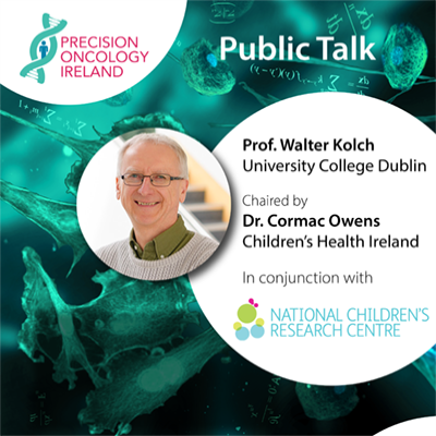 POI Public talk series for Cancer Week Ireland