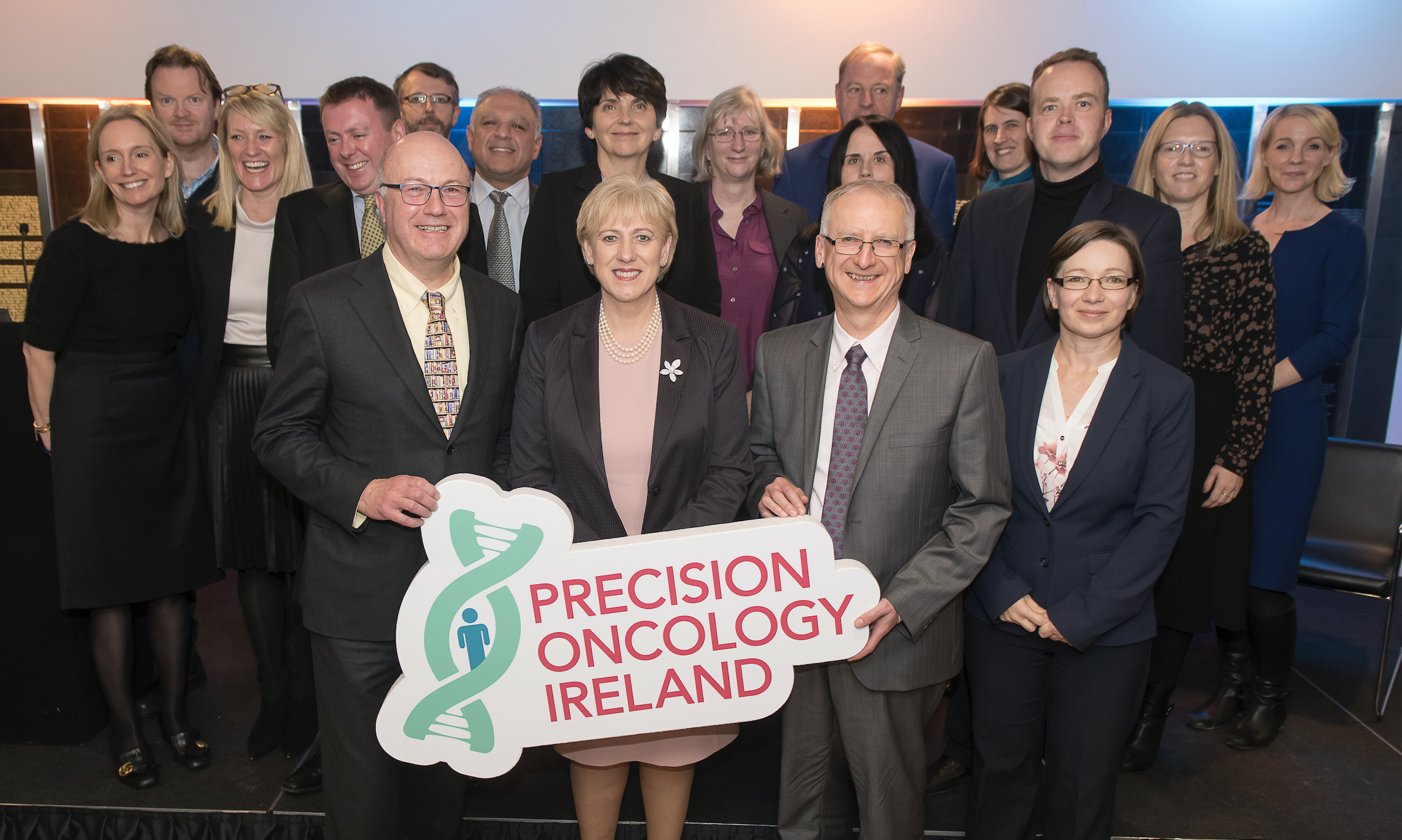 Launch of Precision Oncology Ireland